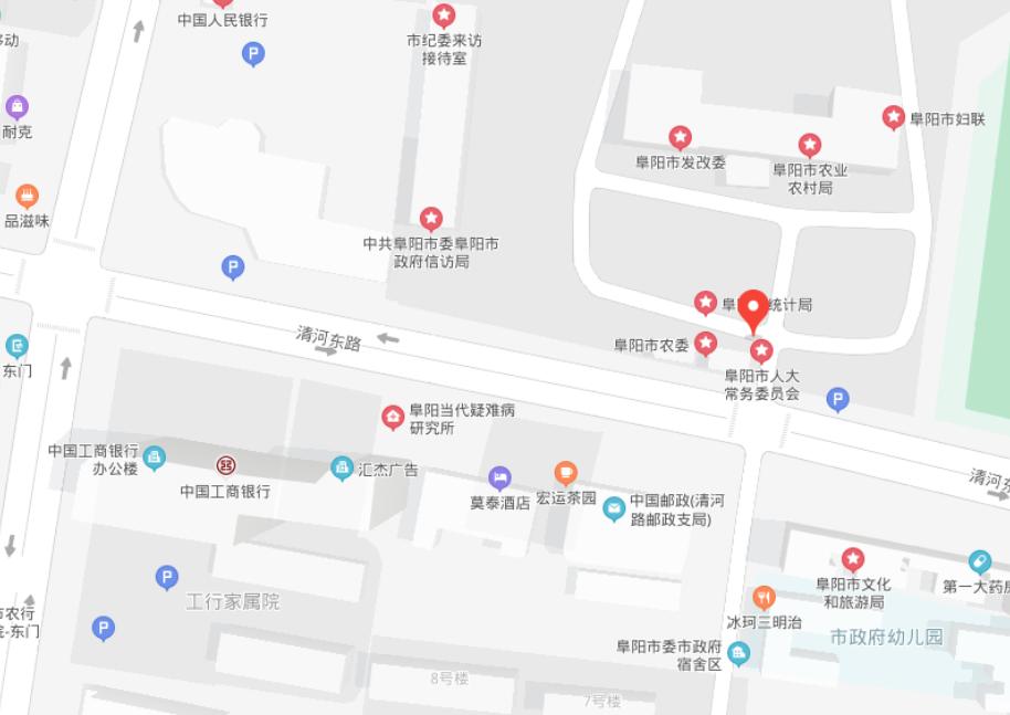 阜阳律师办公地址百度地图